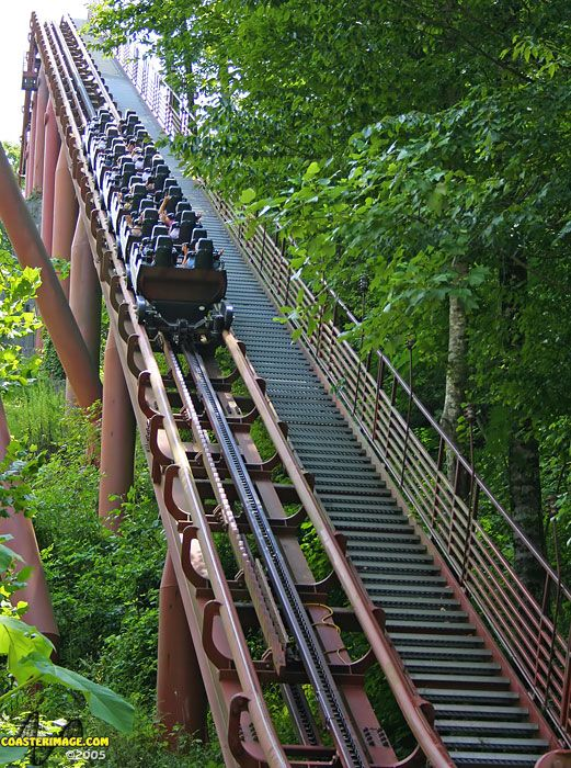 Tennessee Tornado @ Dollywood (Pigeon Forge, TN)