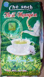 CHE SACH (Thai Nguyen) - зеленый, крупнолистный вьетнамский чай - 200 гр.  Пр-во Вьетнам