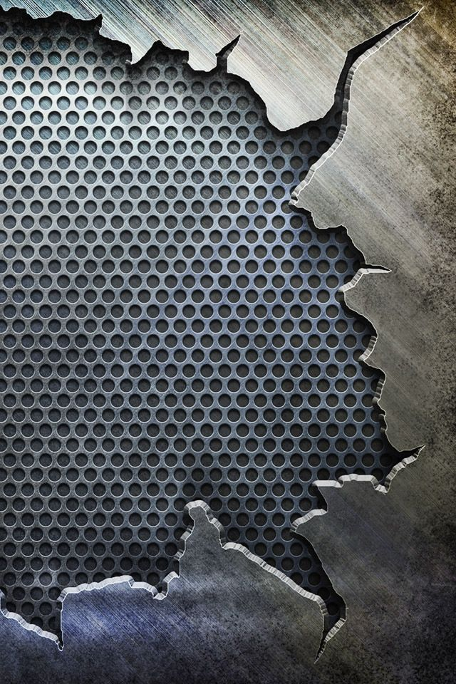 The 53 best images about handpainted metal textures on for 3d roof wallpaper
