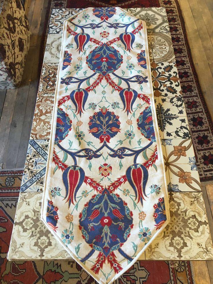 ORIENTAL TURKISH RUNNER, 01064