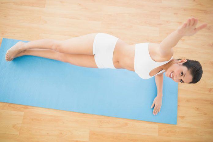 Výzva na core - pevný střed těla (30 dní)