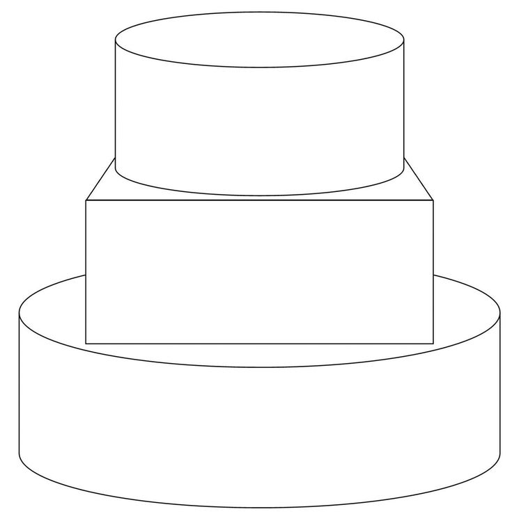 17 Best images about Cake Templates on Pinterest  Square cakes, Squares and Beer keg