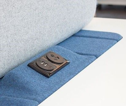 Nice use of the Elsafe Proton with TUF charging and power in furniture #elsafe #proton