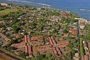 Aerial view of Aina Nalu, Lahaina, Maui, Hawaii www.WhalersRealty.com