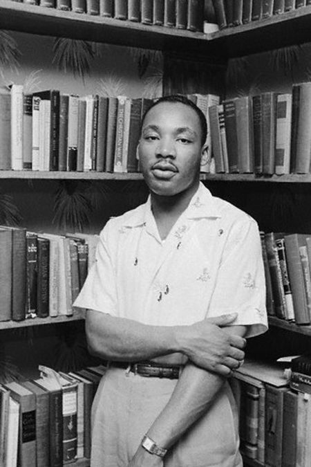 darkness cannot drive out darkness; only light can do that. hate cannot drive out hate; only love can do that.  —martin luther king, jr