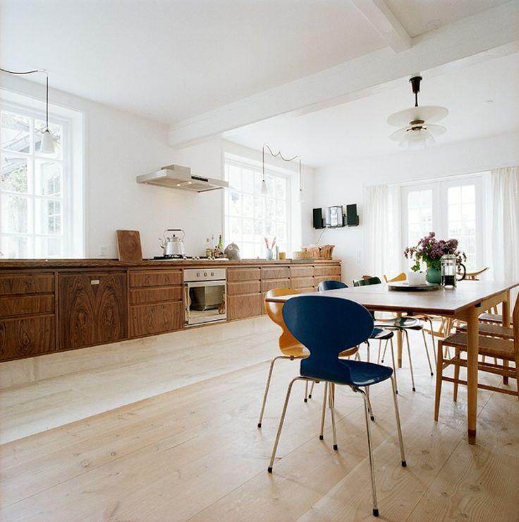 40 kvm kjøkken