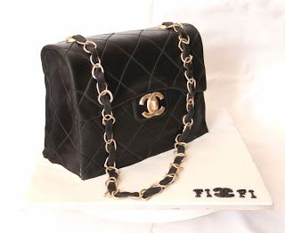 Bag Chanel Cake Tutorial How To Do That In 2018 Handbag Cakes