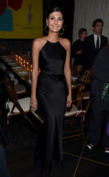 Giovanna Battaglia Photos - Aby Rosen And Samantha Boardman Host Their Annual Dinner At The Dutch W Hotel South Beach - Zimbio