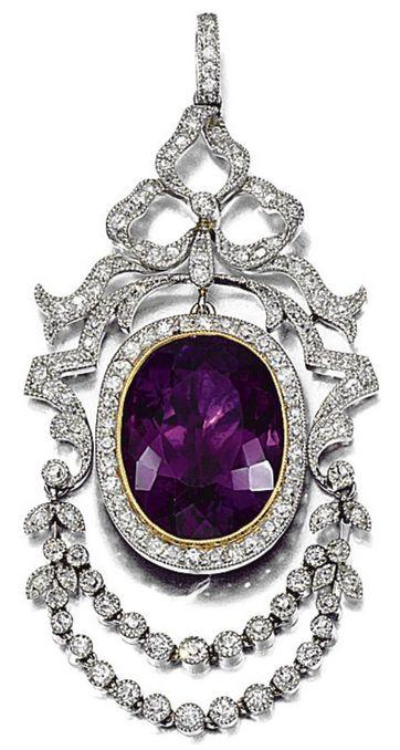 Pendant 1910 Sotheby's.  http://www.annabelchaffer.com/categories/Designer-Jewelery/