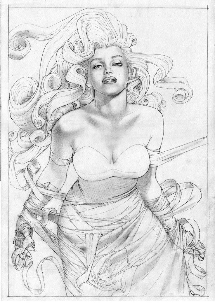 Marylin by Luigi Di Giammarino