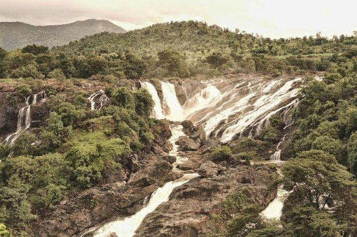 Get refreshed and relieved from stress on this weekend with an amusing trip to the Shivanasamudra waterfalls along with your family and friends...  For more info visit www.chukkimane.com