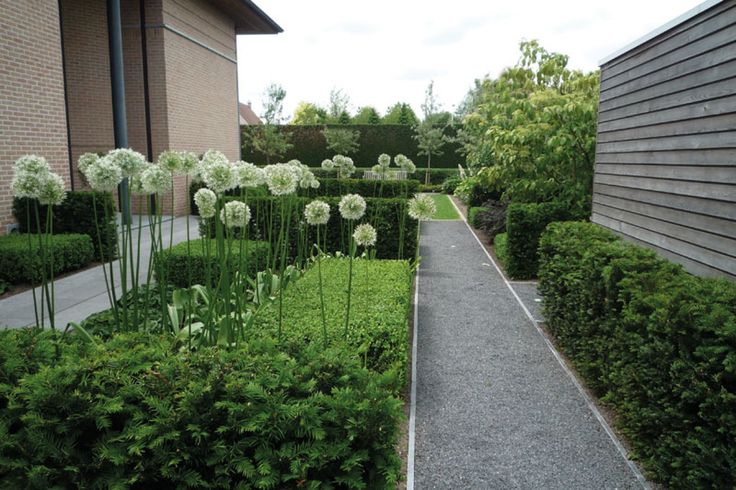 andré goemaere van viridis tuinarchitectuur / droomtuin beersel
