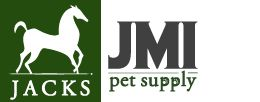 Jacks Inc. is a globally recognized manufacturer and distributor of the Equine Industry's finest products. JMI Pet Supply is a division of Jacks catering the small pet industry.
