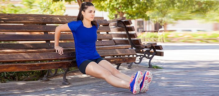 6 Exercises To Get Rid Of Arm Flab