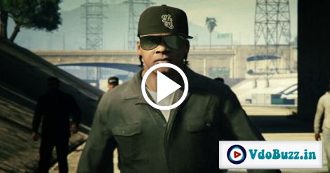 "Someone Recreated N.W.A's ""Straight Outta Compton"" Music Video In GTA V"