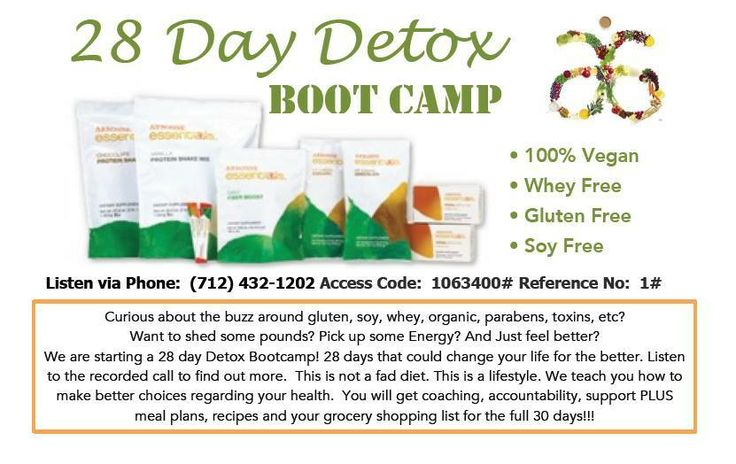 Best Deep Detox Food Program