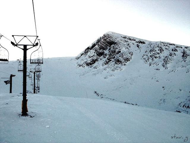 @ Parnassos Ski Center