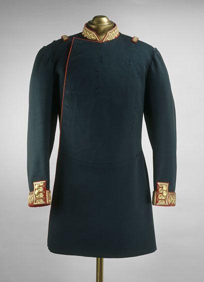 Coronation coat of Alexander III, 1883, Museum no. TK-3039, © The Moscow Kremlin Museums
