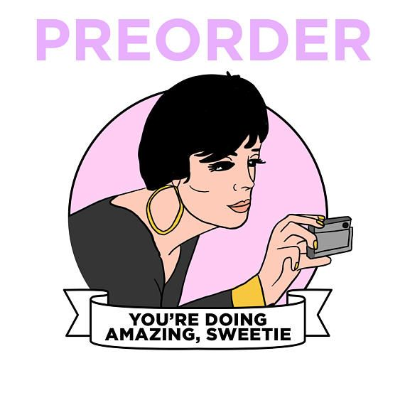 You Re Doing Amazing: You're Doing Amazing, Sweetie Pin (Preorder)