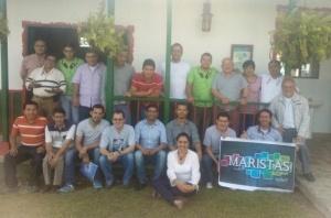 Equipo de pastoral vocacional de Colombia