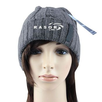 Able to be used for wearing in winter and designed with snug fitting, fold up headband, one fit size, this product with your name imprinted on it  More Info: http://merchsolutionsusa.com/balmy-knitted-beanie-p-6521.html