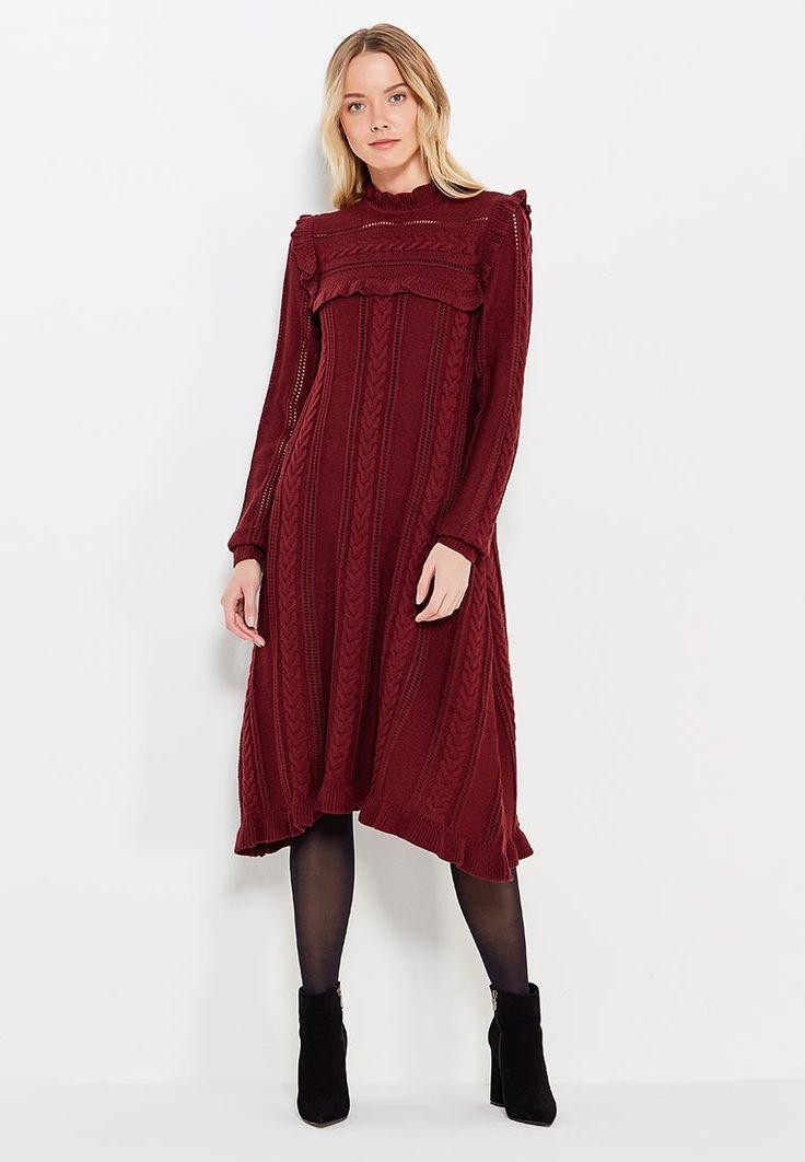 Платье Vero Moda купить за 3 999 руб VE389EWUJZ21 в интернет-магазине Lamoda.ru
