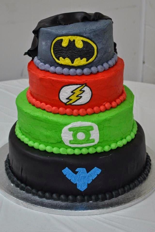 40 best Superhero cake ideas images on Pinterest Superhero cake