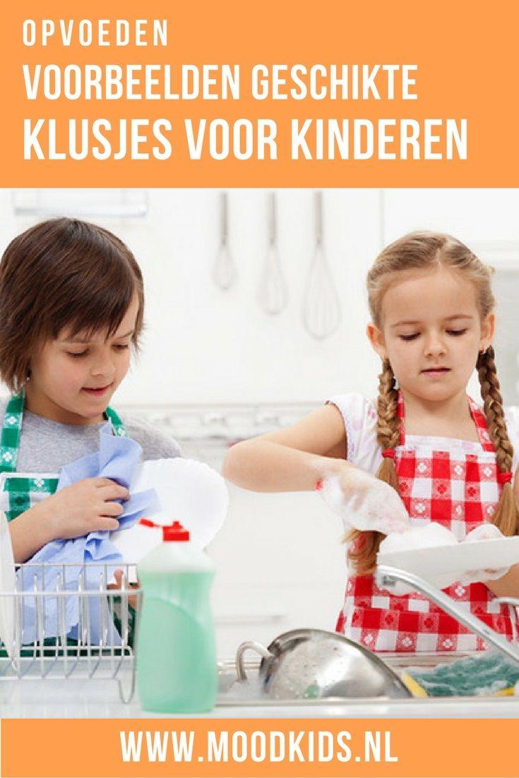 Doe jij het huishouden alleen of delegeer je ook taken? Helpen je kinderen ook mee? Organizer Lianne heeft voorbeelden van geschikte klusjes voor kinderen.