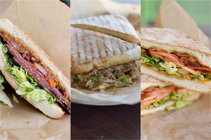 New: Sprout Sandwich Shop