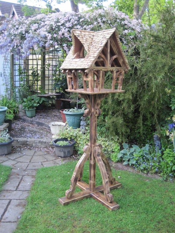 Victorian bird table.