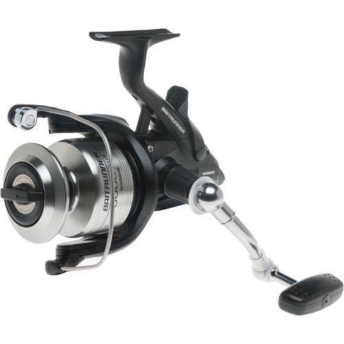 Shimano Baitrunner OC Spinning Reel Convertible 000 - Fishing Reels, Spinning Ultralight Reels at Academy Sports