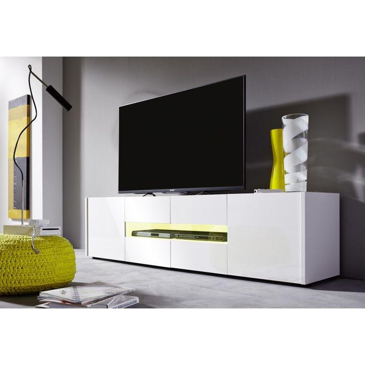 Fresh High Gloss Tv Cabinet
