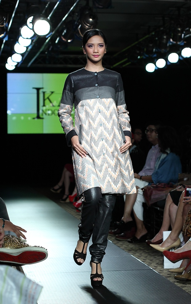 PIFW 2013 # IKAT Indonesia by Didiet Maulana, Spring/Summer 2013 Collection 1