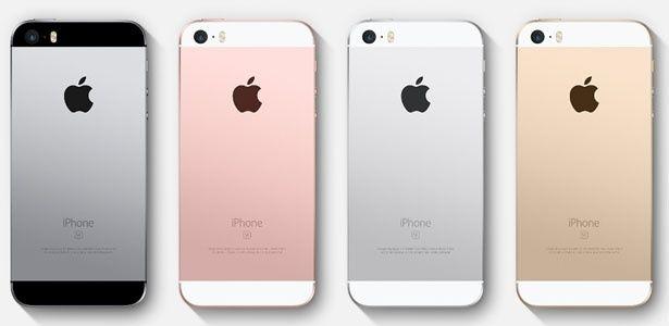 Na contramão dos telões, iPhone SE é eleito o melhor celular nos EUA