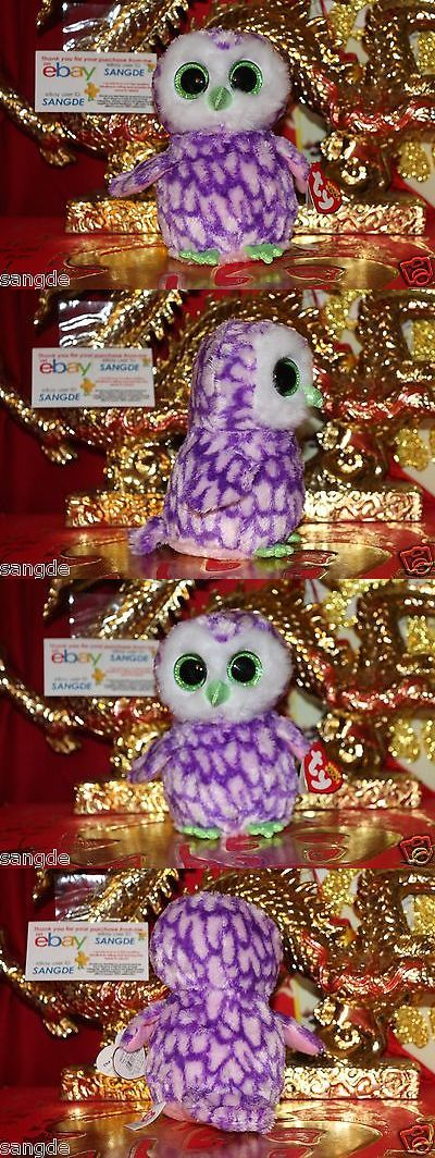 Current 438: Ty Beanie Boos Pipper The 6 Claire S Exclusive Owl.2014 Or 2015.Mwnmt.Nice Gift -> BUY IT NOW ONLY: $31 on eBay!