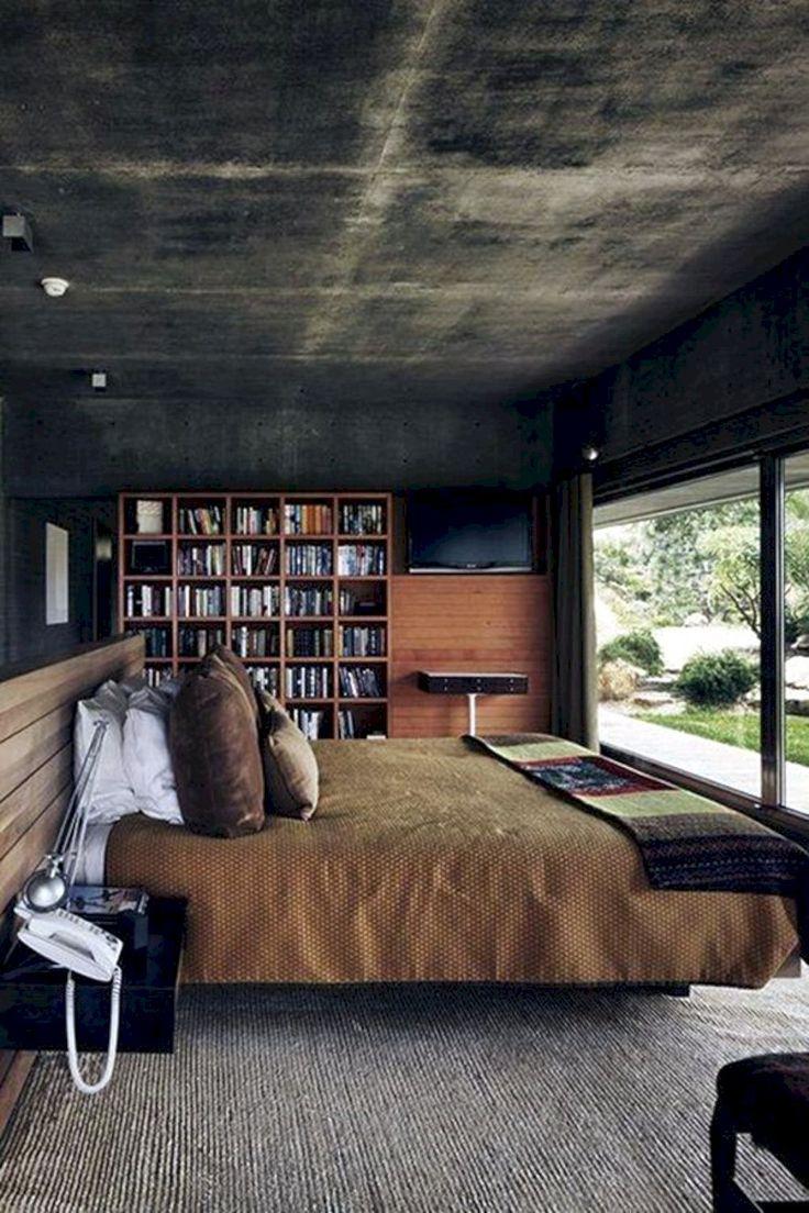 Project all white studio apartment perianth interior design new - 77 Comfy Bedroom Decor Ideas