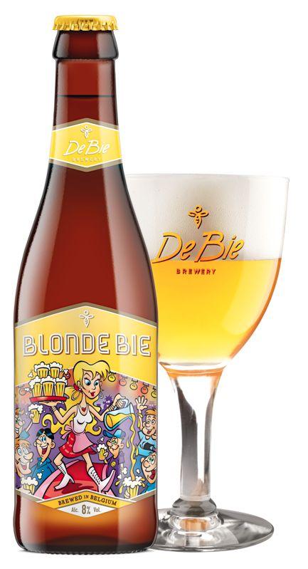Blonde Bie - Brouwerij De Bie