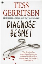 Diagnose besmet http://www.bruna.nl/boeken/diagnose-besmet-9789044335439