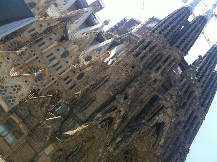 City in Barcelona, Catalonia