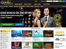 Go wild casino online casino in ohio