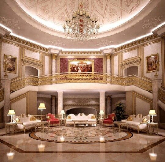 Cool Pictures, Grand Entrance, Home Interiors, Dream Houses, Railings,  Living Spaces, Coolers, Palace, Stairs