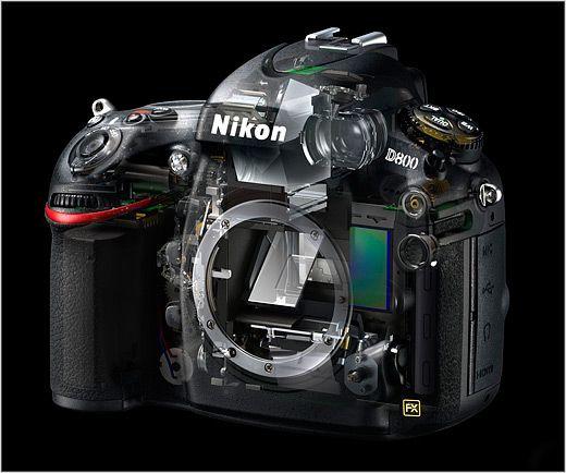 Nikon D800 Review: Digital Photography Review