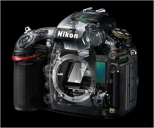 Nikon D800 Review: Digital Photography Review