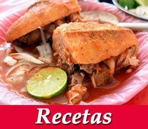 La receta de la exquisita Torta Ahogada, el platillo más típico de Guadalajara. Ahora la podremos hacer mediante estos sencillos pasos. Ingredientes para la Carne: Medio Kilo de Carnede Puerco (Carnitas) 1 hoja de laurel 1 ramita de orégano Un trozo de cebolla 2 dientes de ajo Sal y pimienta al gusto Ingredientes para la…