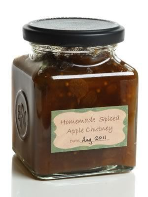 Gift: This apple chutney recipe is ready-to-eat straight after you've cooked it, but you'll find the flavours mature and change over time into something even yummier! I personally think it tastes best after 3 months or more. The unopened jars will keep for up to 2 years or so, but I'm sure they'll be eaten before then! Once opened, the chutney should be kept refrigerated and eaten within 3 weeks.