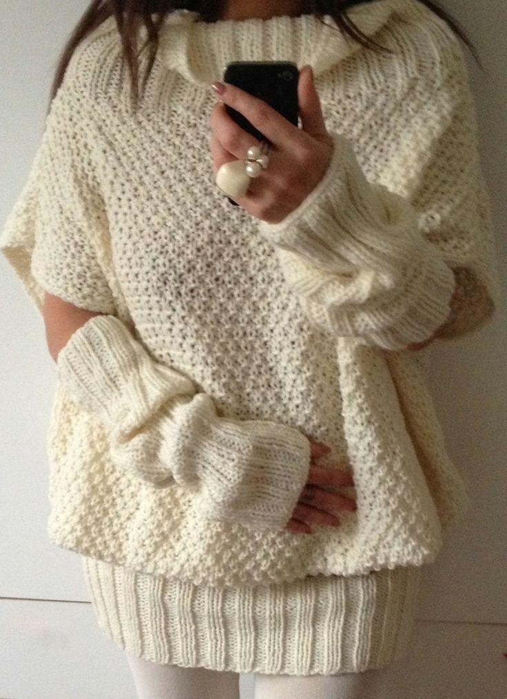 Maxi maglia o mini abito e perchè no…anche vestito !