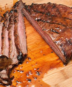 Hovězí hanger steak
