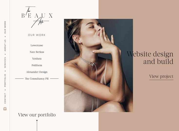 The Beaux Arts Digital Agency http://mindsparklemag.com/website/beaux-arts-digital-agency/ The Beaux Arts is a digital agency working with brands in the luxury and lifestyle industries based in New York awarded as Site of the day by Mindsparkle.