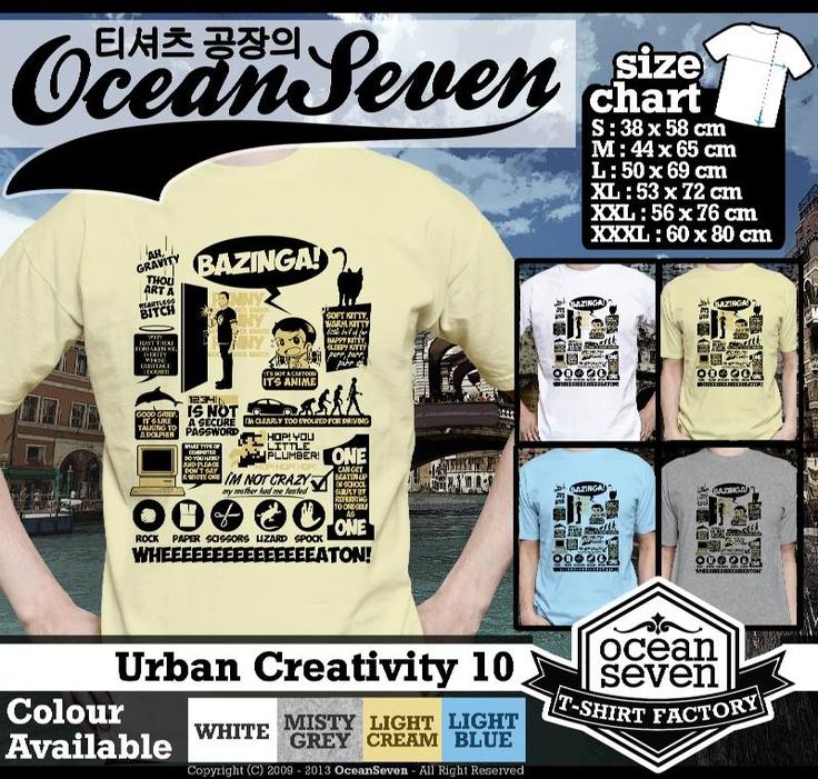 Kaos Urban Creativity 1