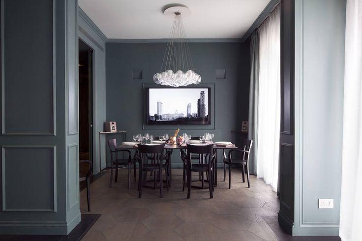 ssala da pranzo moderna 24 idee di stile : Oltre 1000 idee su Sala Da Pranzo su Pinterest Interni, Case e ...